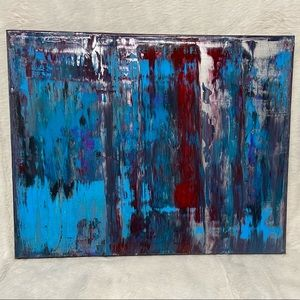Freedom Original Painting by J M Post 16 x 20